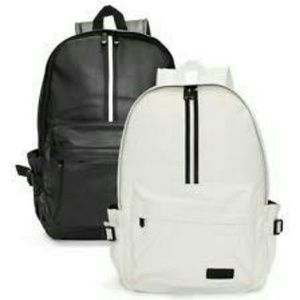 Other - Bookbag white